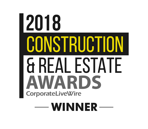 Construction and Real Estate Awards 2018